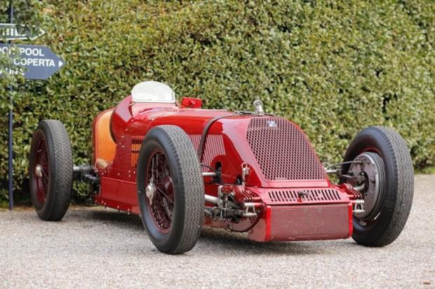 1926 Talbot-Darracq GP 1500 Siluro Corsa