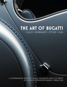 The Art of Bugatti at the Mullin Automotive Museum