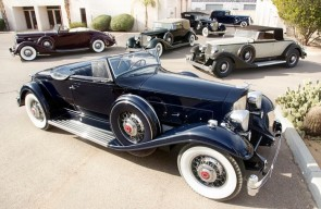 Thomas Moretti Packard Collection