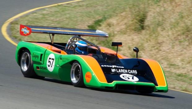 Tony Garmey's quick 1970 McLaren M8C