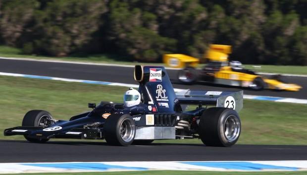 Tony Richards - Lola T332