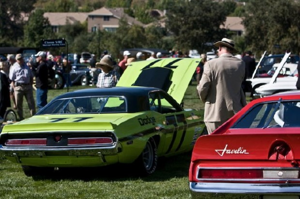 Trans-Am at Niello Concours