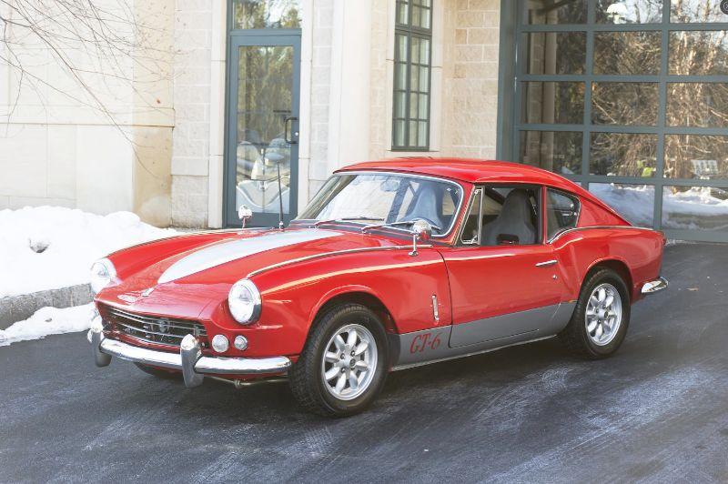 1967 Triumph GT6 MkI Coupe