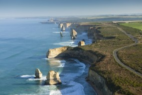 Twelve Apostles on Tour Australis Route