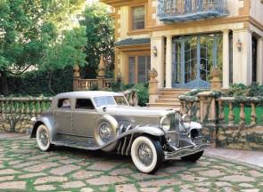Twenty Grand 1933 Duesenberg SJ Torpedo Sedan