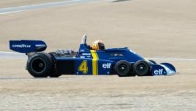 Tyrrell P34 at Laguna Seca