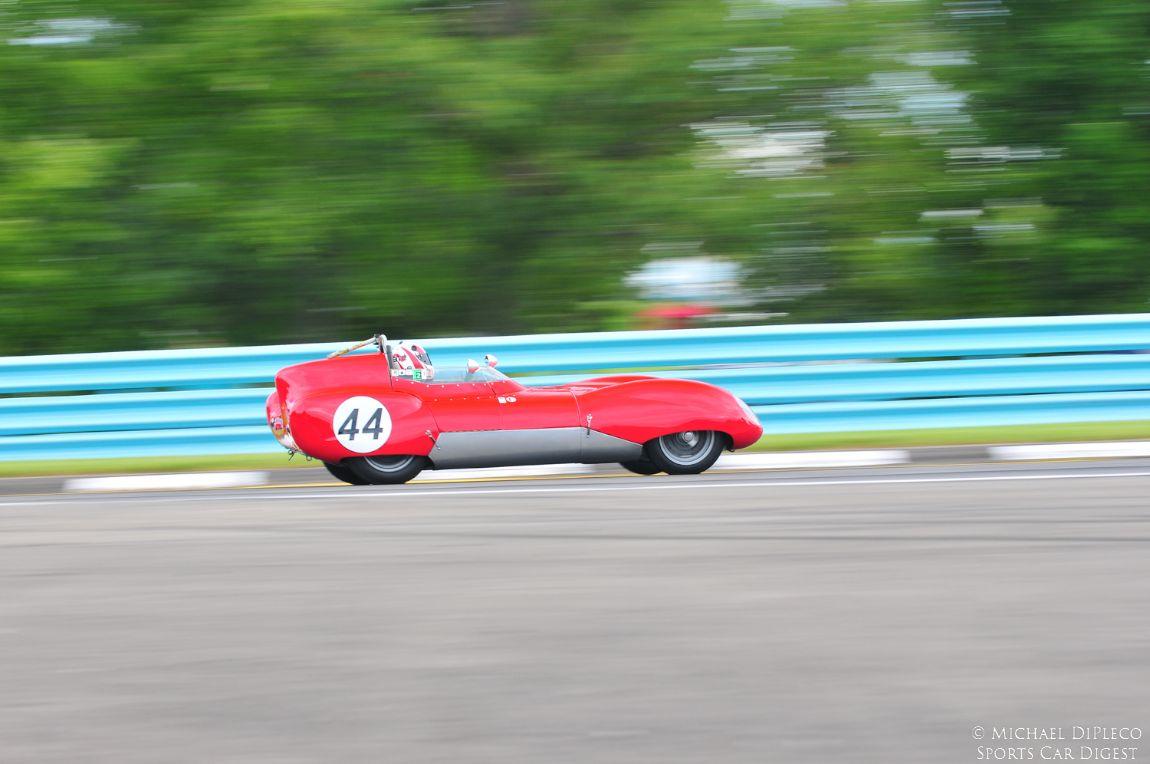 1956 Lotus XI Le Mans.