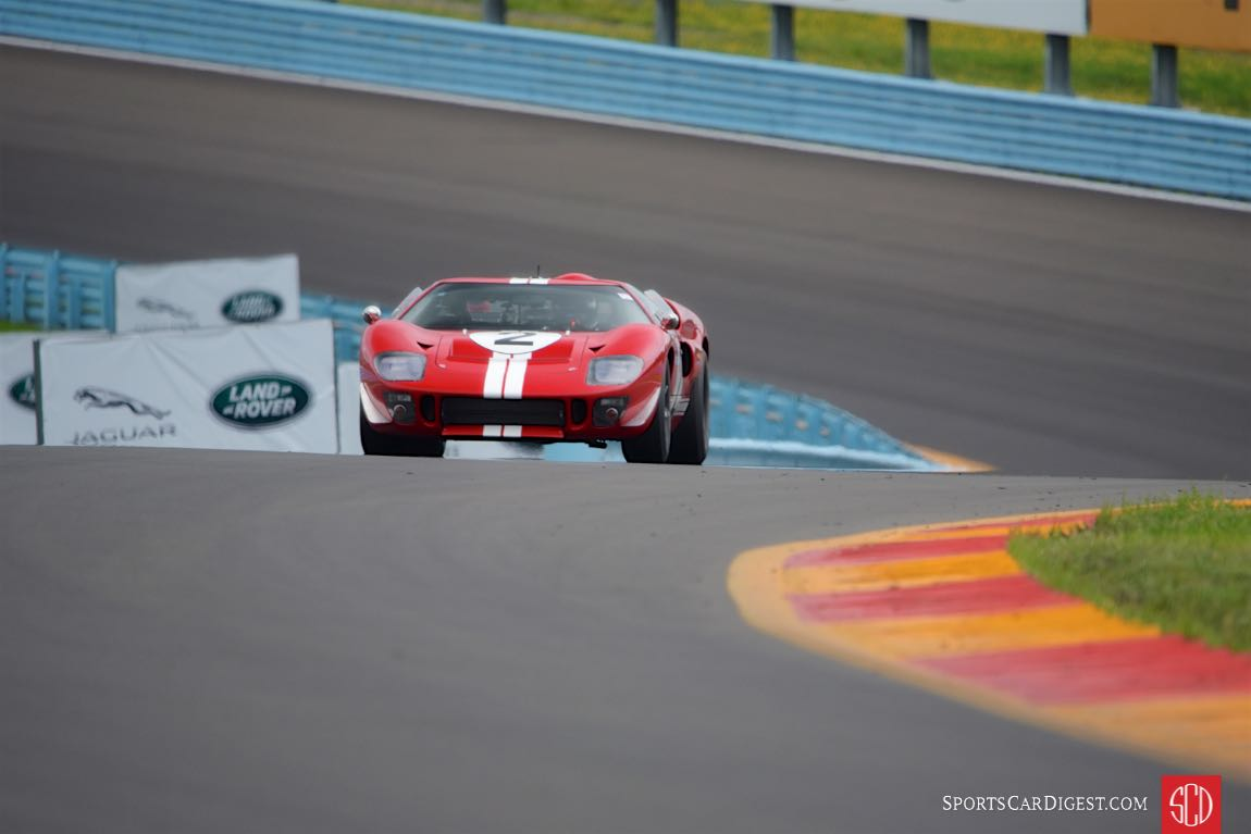 1966 Ford GT40 - Harry McPherson.