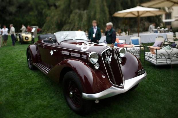 1935 Alfa Romeo 6C 2300 Pescara Spider