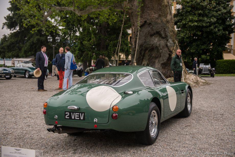 1961 Aston Martin DB4GT Zagato '2 VEV'