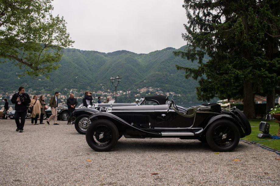 1931 Alfa Romeo 6C 1750 Gran Sport Zagato Spider