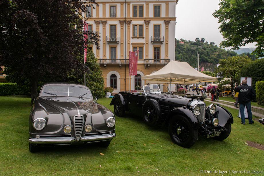 Alfa Romeo 6C2500 Villa d'Este Coupe