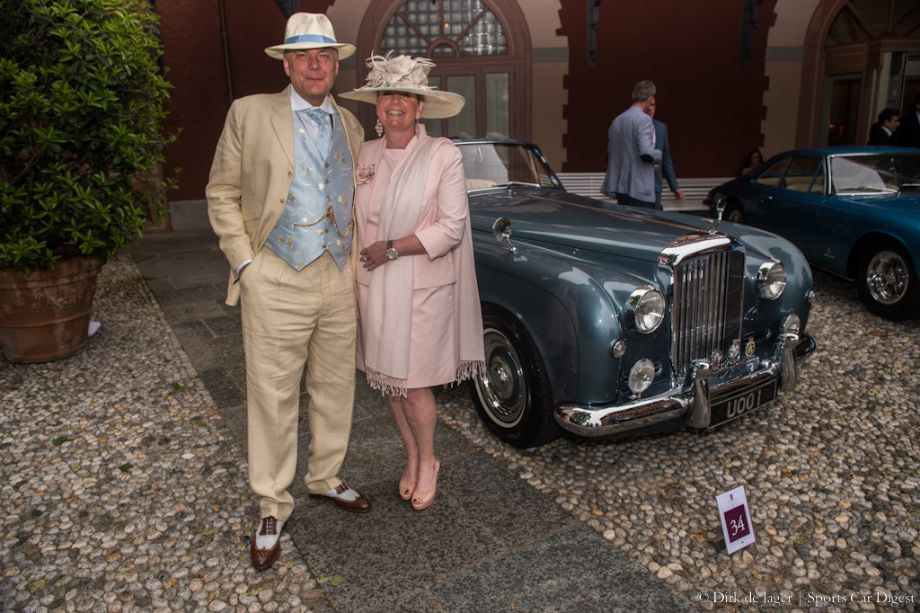 1959 Bentley S1 Continental Drophead Coupe