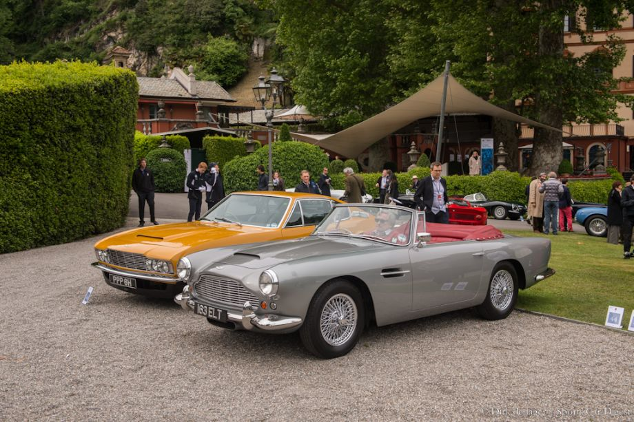 1962 Aston Martin DB4 Cabriolet