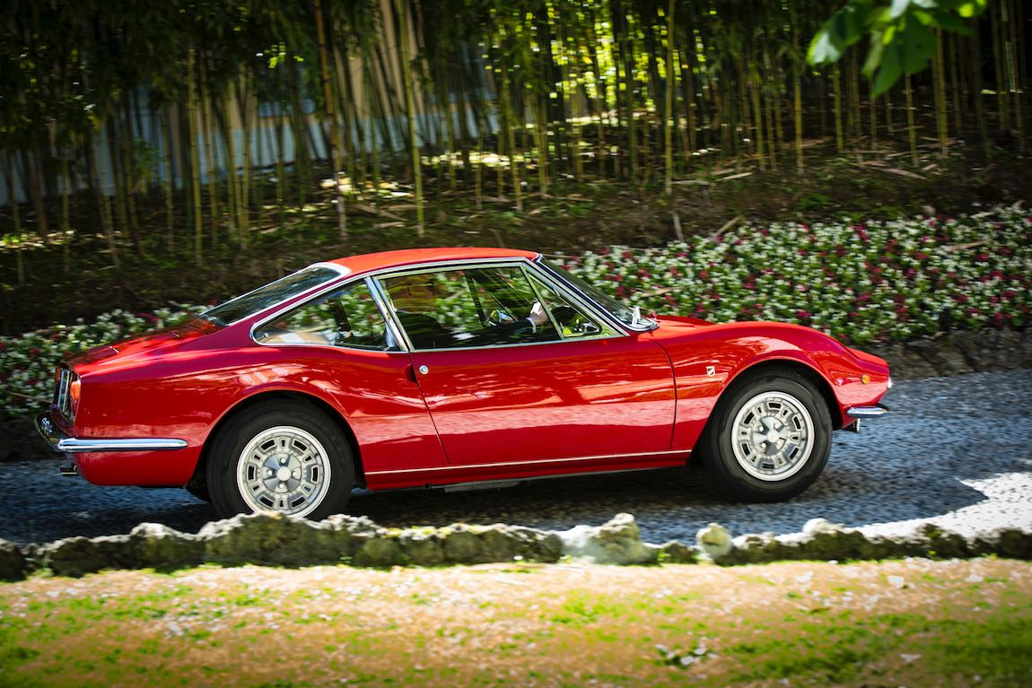 1968 Moretti 850 Sportiva SS
