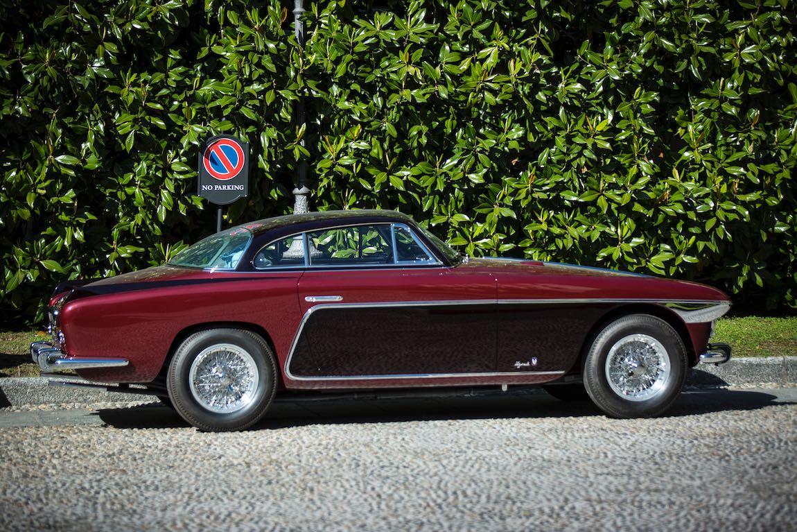 1953 Ferrari 250 GT Europa by Vignale