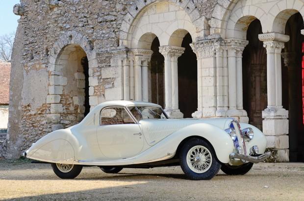 1938 Delahaye 135 MS Coupe, Body by Figoni & Falaschi