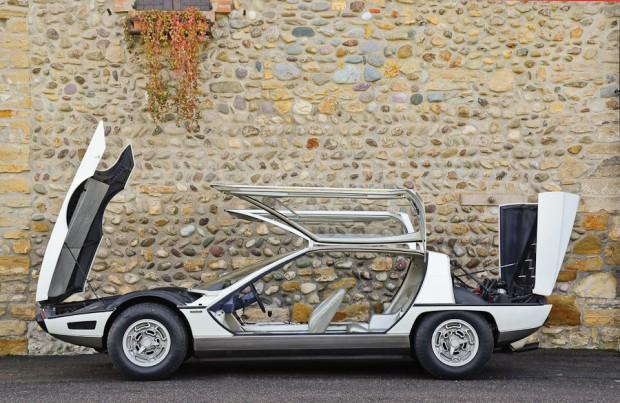 1967 Lamborghini Marzal Concept Car, Body by Bertone