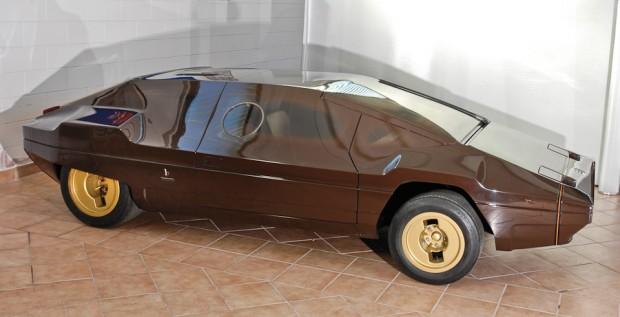 1978 Lancia Sibilo Concept Car, Body by Bertone