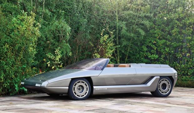 1980 Lamborghini Athon Concept Car, Body by Bertone