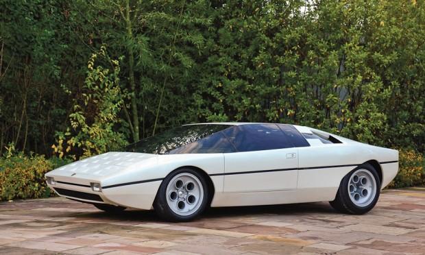 1974 Lamborghini Bravo Concept Car, Body by Bertone