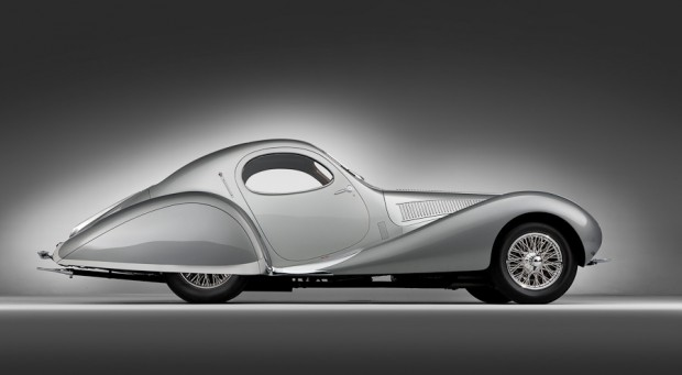 1938 Talbot-Lago T150 C SS Coupe