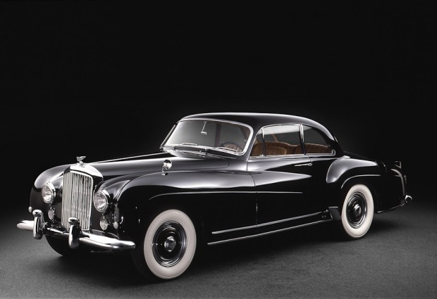 1955 Bentley R-Type Continental Coupe