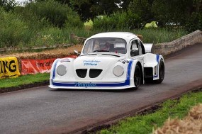 VW Beetle V8 1976 driven by David Taylor