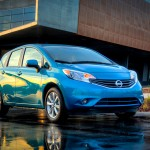 Nissan Versa Note SV – Driving Report