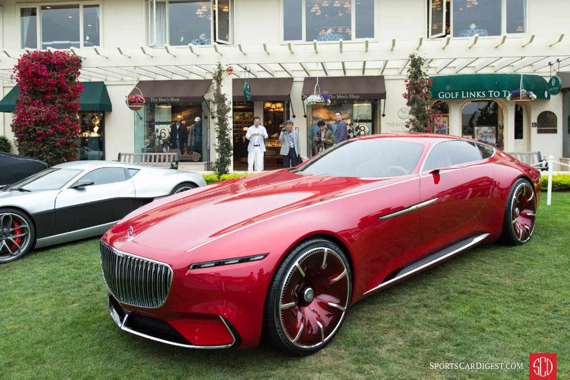 Vision Mercedes-Benz Maybach
