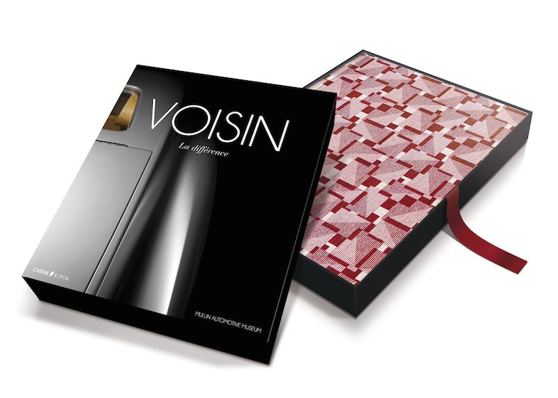 Voisin La Difference - Book cover and case