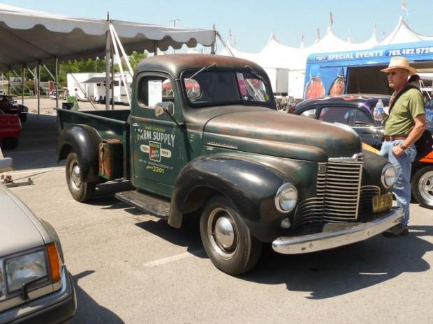 1948 International KB-2 Pickup