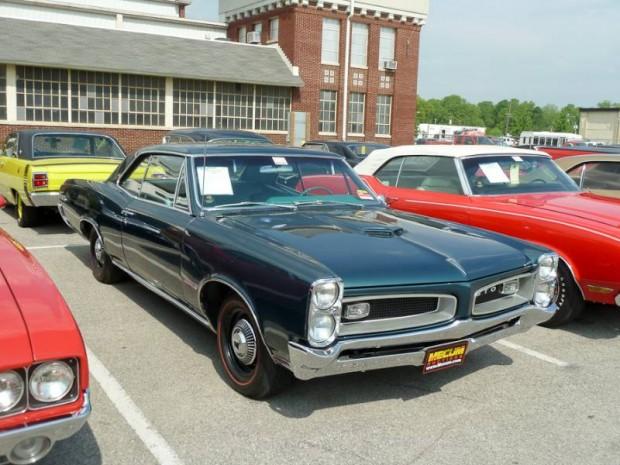 1966 Pontiac GTO 2-Dr. Hardtop