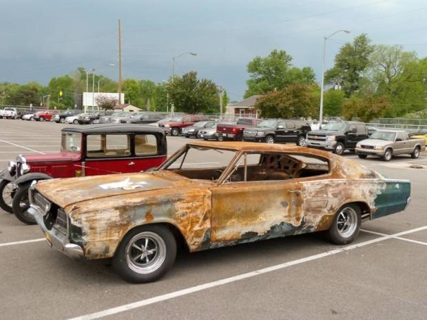 1967 Dodge Charger Hemi 2-Dr. Hardtop