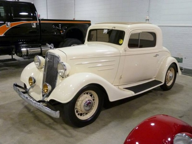 1935 Chevrolet Standard Coupe