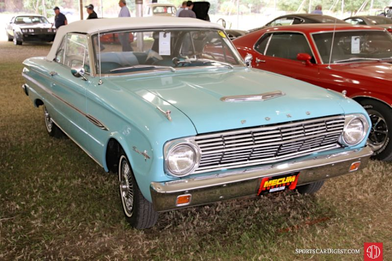 1963 Ford Falcon Sprint Convertible