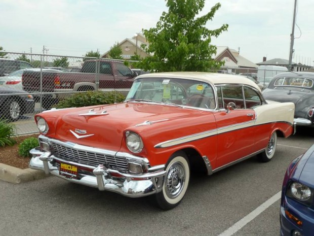 1956 Chevrolet Bel Air 2-Dr. Hardtop