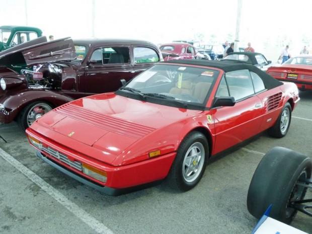 1986 Ferrari Mondial 3.2 Cabriolet
