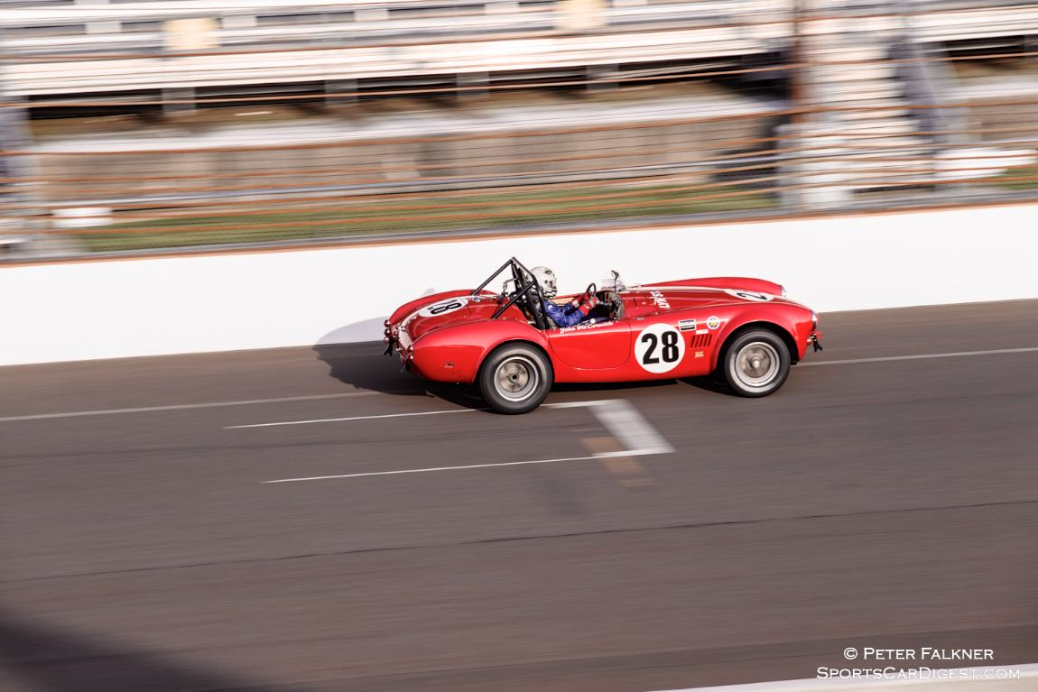 Lyn St. James, Ford Cobra IV