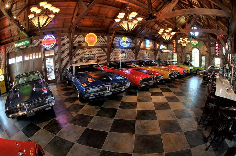Wellborn Muscle Car Collection At Mecum Kissimmee 2015