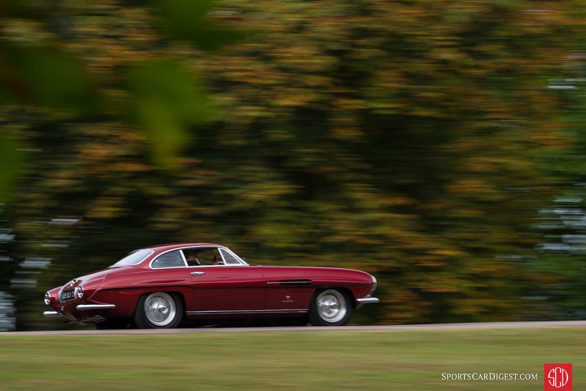 1952 Jaguar XK120 Ghia Supersonic