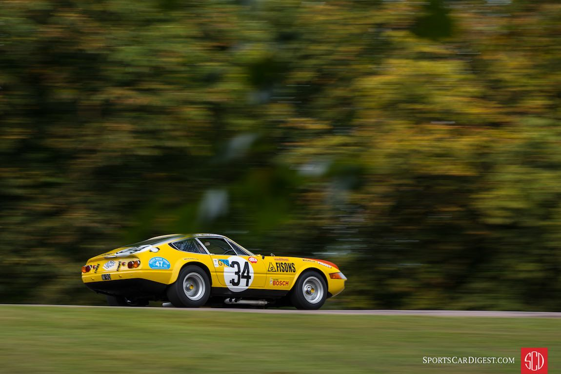 Ex-Ecurie Francorchamps 1972 Ferrari 365 GTB/4 Daytona LM, chassis 16425