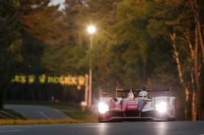 Audi R15 at Le Mans