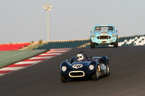 Barry Wood's beautiful Lister Knobbly