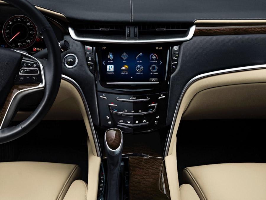 2014 Cadillac XTS Vsport. Interior