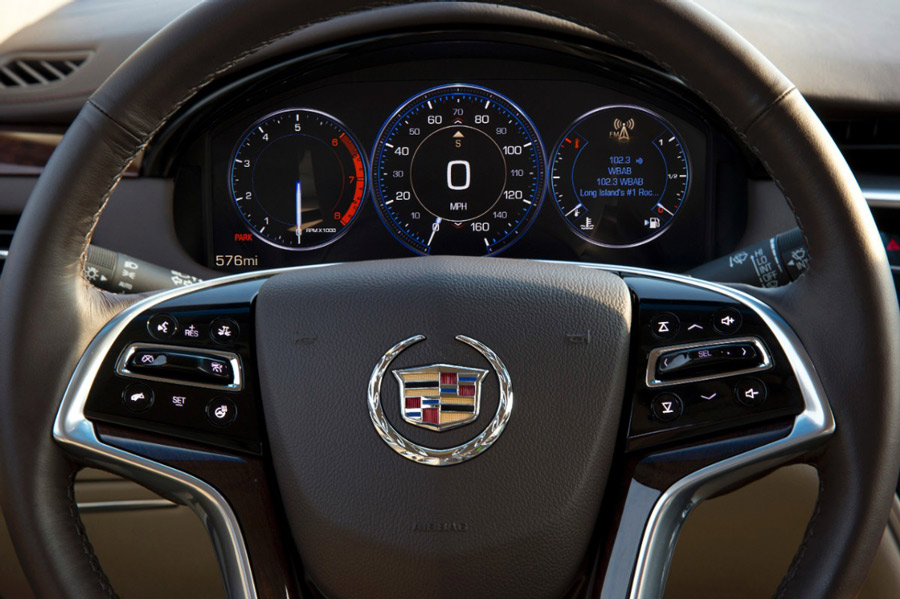 2014 Cadillac Xts Vsport Platinum Driving Report Car Review