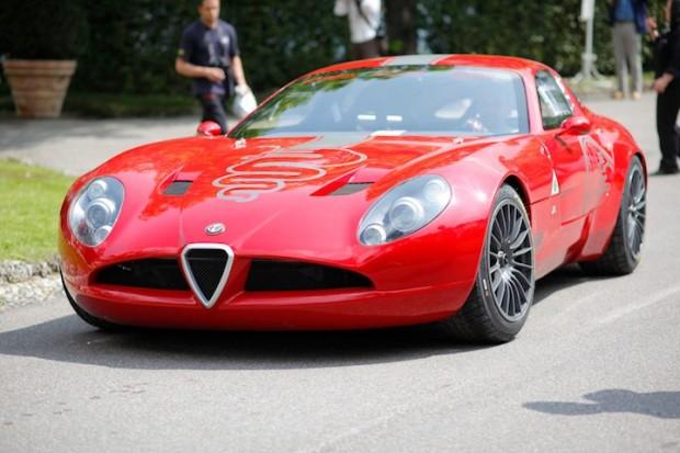 Zagato Alfa Romeo TZ3 Corsa Coupé