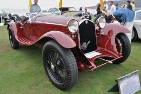 Alfa Romeo Featured at 2010 Pebble Beach Concours