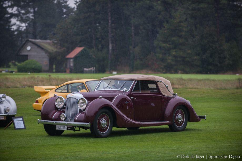 1938 Lagonda V12 Drophead Coupe