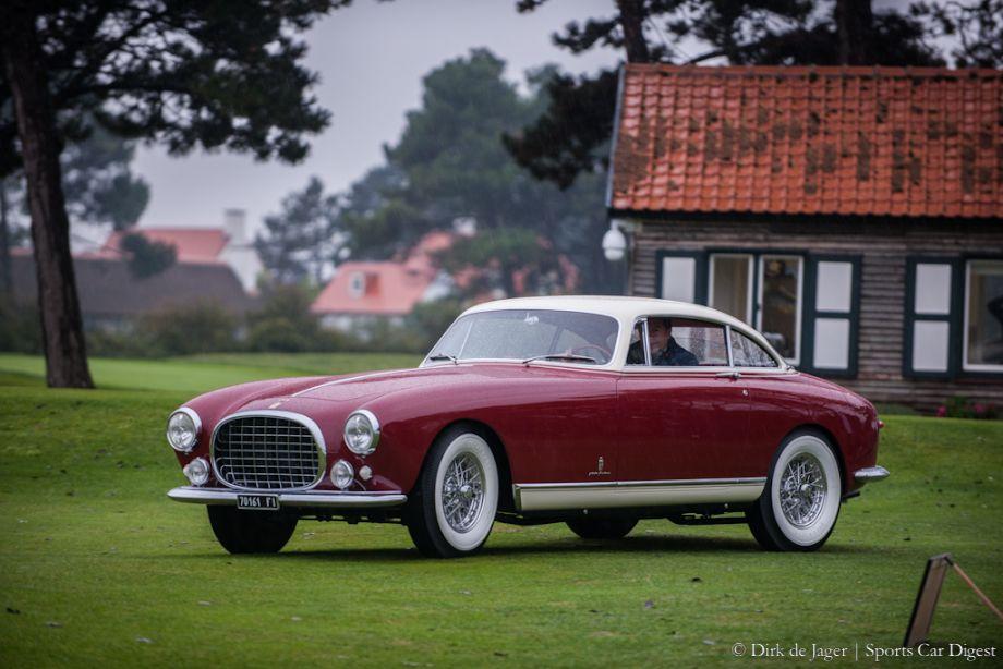 1952 Ferrari 250 Europa